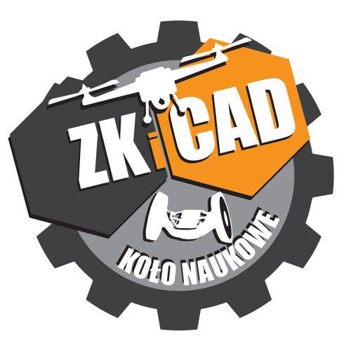 Logo ZK i CAD